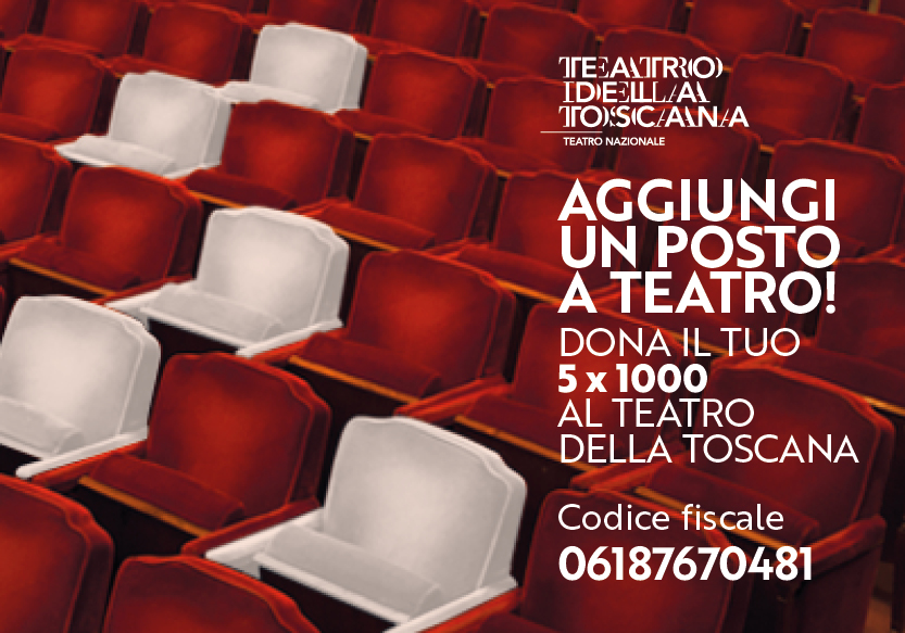 5x1000 Teatro della Toscana