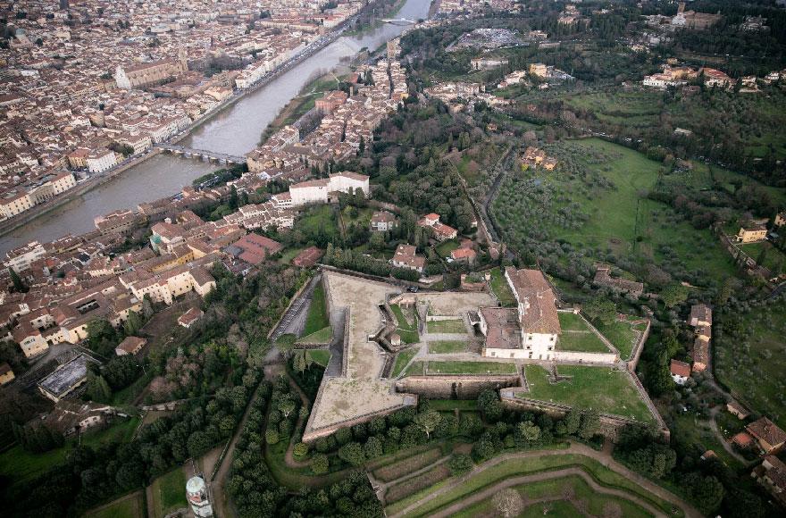 L Ora Miracolosa Firenze Vista Dal Forte Belvedere Teatro