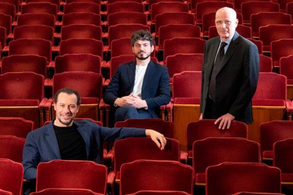 Stefano Accorsi - Direttore Artistico Fondazione Teatro della Toscana