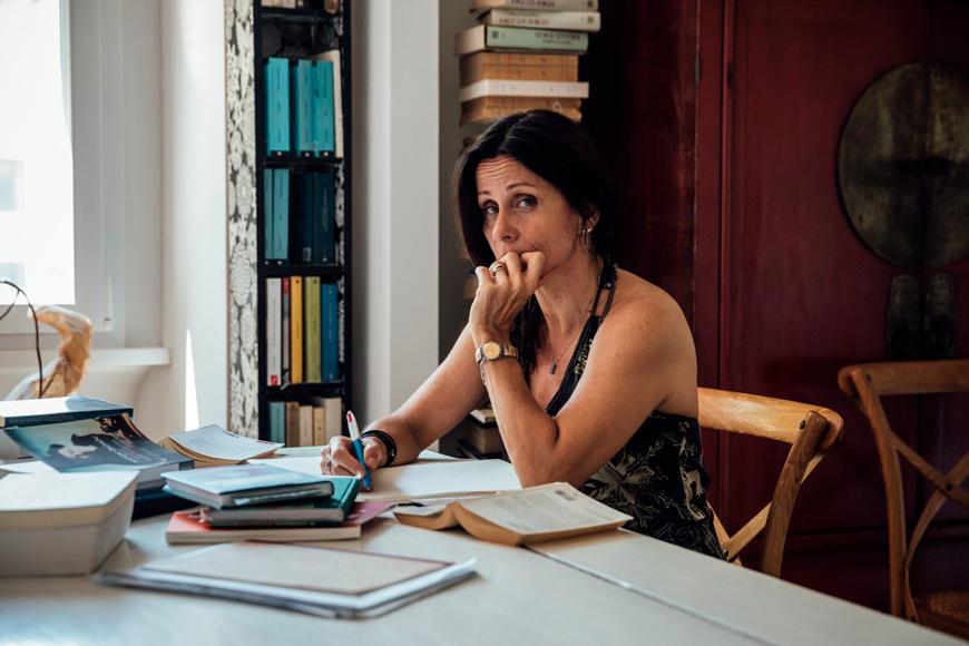 Lucia Calamaro - Foto Guido Mencari