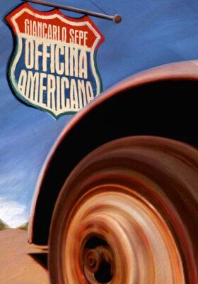 Bando Officina Americana - Immagine Walter Sardonini