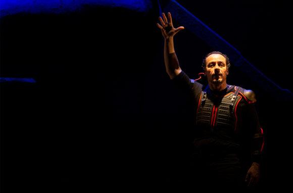 Stefano Accorsi - Foto Noemi Ardesi – Courtesy Nuovo Teatro