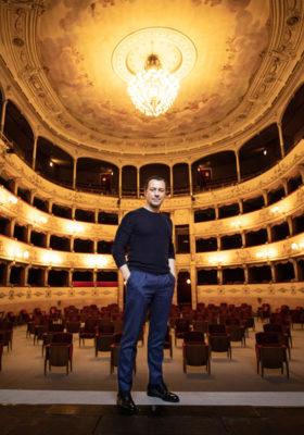 La Pergola - Confessioni di un Teatro - Foto Lorenzo Burlando - Courtesy Teatro della Toscana