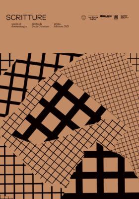 Scritture in residenza al Teatro Era - grafica Studio Luca Sarti e Inserirefloppino